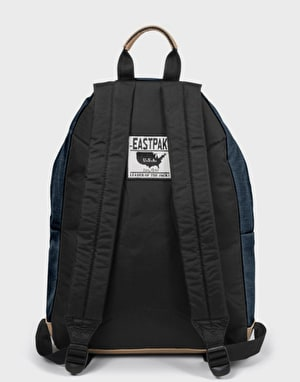 Eastpak Wyoming Backpack - Into Navy Yarn