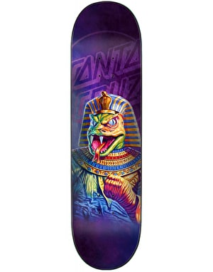 Santa Cruz The Worst Snake Tut Skateboard Deck - 8.25