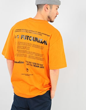 Paradise Youth Club Prices T-Shirt - Orange