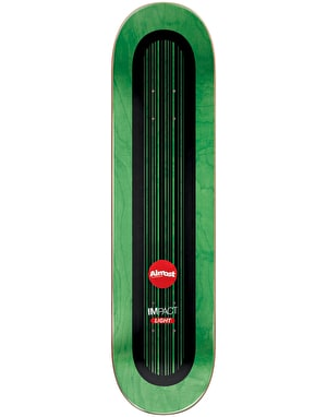 Almost Mullen Stone Head Invert Impact Light Skateboard Deck - 8.25