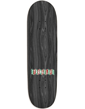 StrangeLove Jesus Saves Skateboard Deck - 8.625