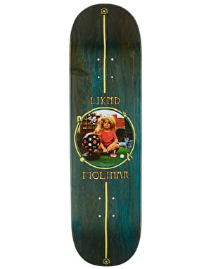 WKND Molinar One Off Skateboard Deck - 8
