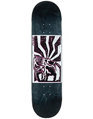 Santa Cruz Skull Block Skateboard Deck - 8.25