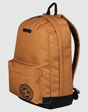 DC Backstack Backpack - DC Wheat
