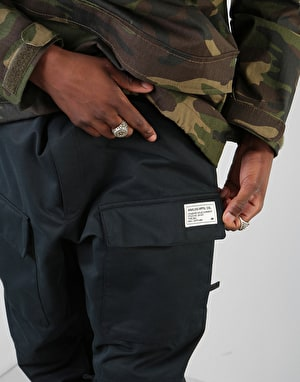 Analog Mortar 2019 Snowboard Pants - True Black