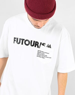Paradise Youth Club Prices T-Shirt - White