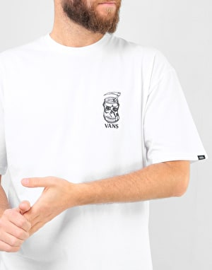 Vans Moonshine T-Shirt - White