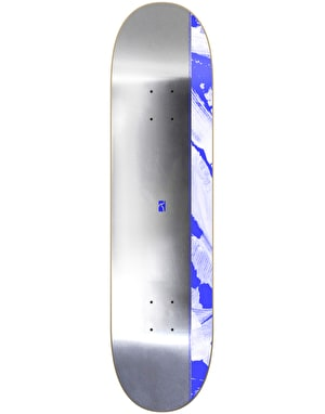 Poetic Collective Foil & Painting Skateboard Deck - 8