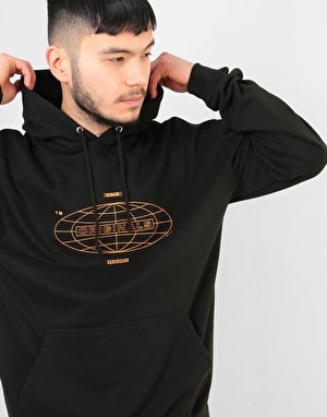 Route One Forever Pullover Hoodie - Black