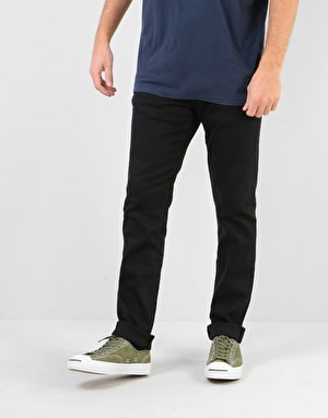 Wåven Verner Denim Jeans - Charcoal Black