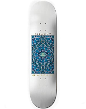 Element Nassim Jamila Skateboard Deck - 8.3