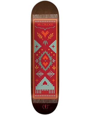 Girl x (PRODUCT) RED x Lori Damiano McCrank Skateboard Deck - 8.375