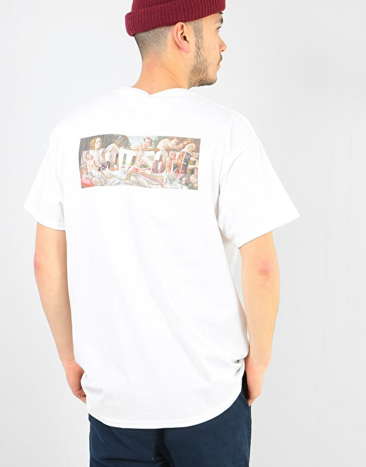 Route One Old Masters II 'Florentine' T-Shirt  - White