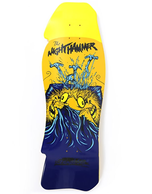 Grimple Stix (Anti Hero) Night Hammer Skateboard Deck - 10.25""