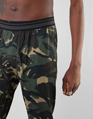 Burton Midweight Shant Thermal Bottoms - Seersucker Camo