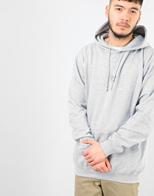 Route One Fuck 'Em Pullover Hoodie - Heather Grey/Grey