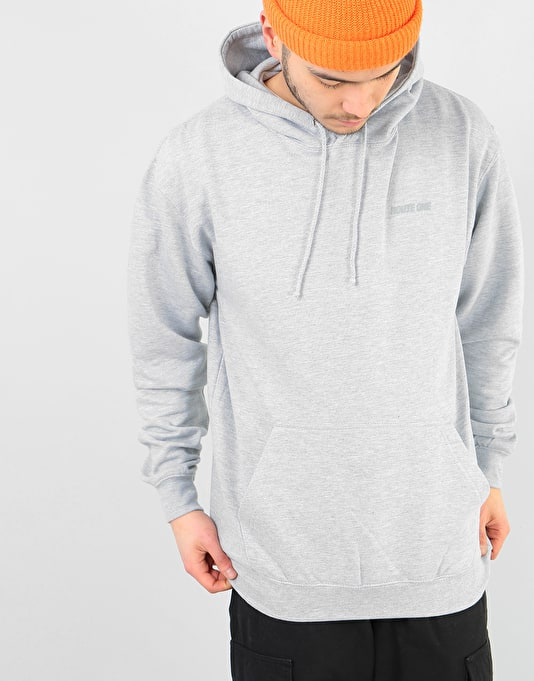 Route One Old Masters II 'Florentine' Pullover Hoodie - Heather Grey