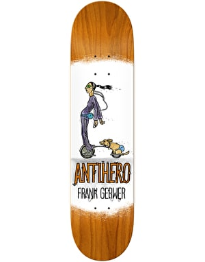 Anti Hero Gerwer Electric Luxuries Skateboard Deck - 8.25