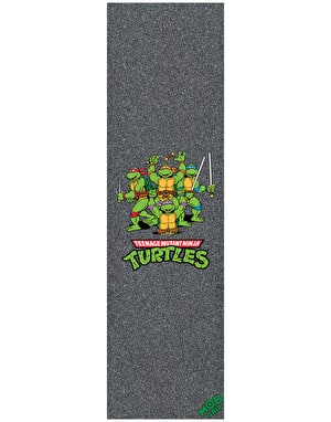 MOB x TMNT Turtle Power 9