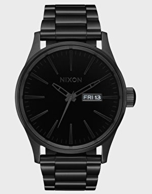 Nixon Sentry SS Watch - All Black/Black