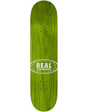 Real Zion Perennial Oval Skateboard Deck - 8.06