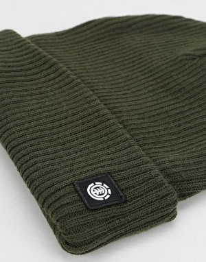 Element Flow II Beanie - Olive Drab