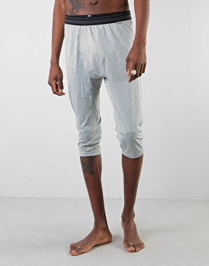 Burton Midweight Shant Thermal Bottoms - Monument Heather