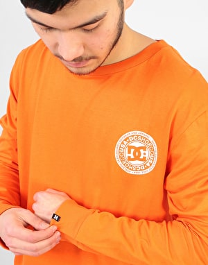 DC Splitted L/S T-Shirt - Puffins Bill
