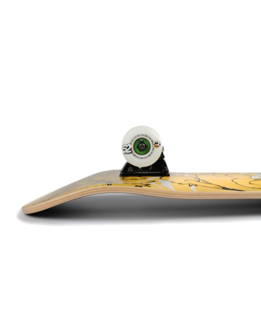 """Fracture x Cheo Lion Complete Skateboard - 8"""""""