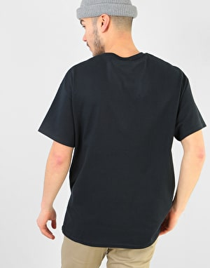Route One Vision T-Shirt  - Black