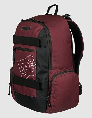 DC The Breed Skatepack - Cabernet