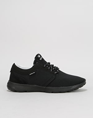 Supra Hammer Run Shoes - Black