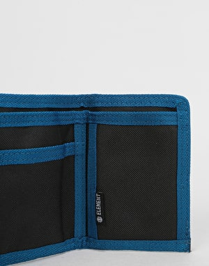 Element Elemental Wallet - Navy/Blue