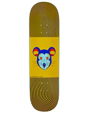 WKND Taylor Mouse Cookie Fever Kingdom Series Skateboard Deck - 8.5