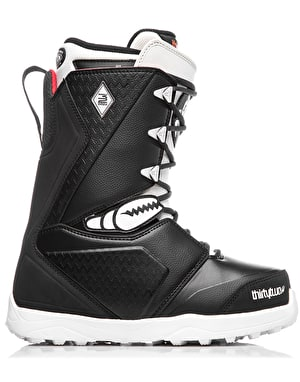 ThirtyTwo Lashed Crab Grab 2019 Snowboard Boots - Black Raw