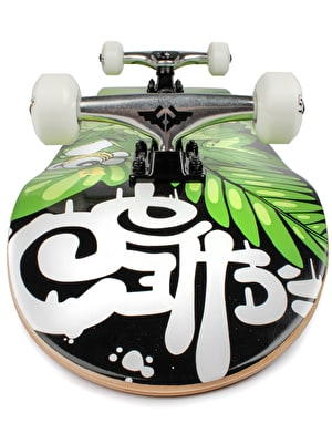 Fracture x Cheo Croc Complete Skateboard - 8
