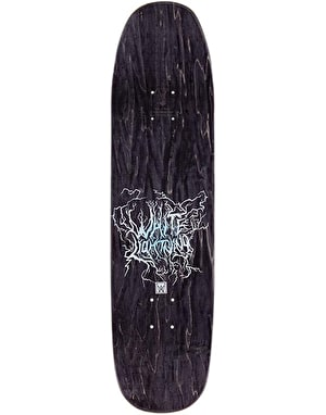 Welcome Seahorse 2 on Son of Moontrimmer Skateboard Deck - 8.25