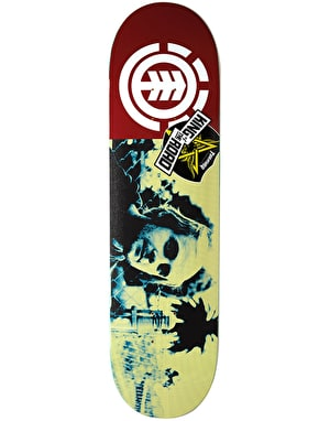 Element x KOTR Madars Head Skateboard Deck - 8