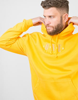 Route One Originals Pullover Hoodie - Gold