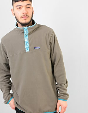 Patagonia Micro D® Snap-T® P/O - Burnie Brown