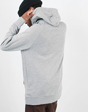 Etnies New Box Pullover Hoodie - Grey/Heather