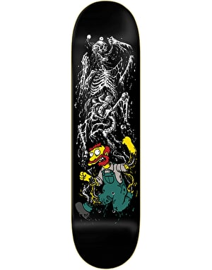 Zero Brockman 'Willie' Springfield Massacre Skateboard Deck - 8.375