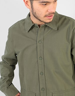 Vans Winchester L/S Shirt - Grape Leaf