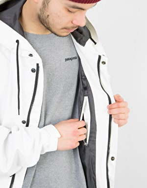 ThirtyTwo Grasser 2019 Snowboard Jacket - Dirty White