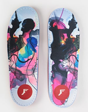 Footprint Will Barras Gamechangers 5mm Insoles