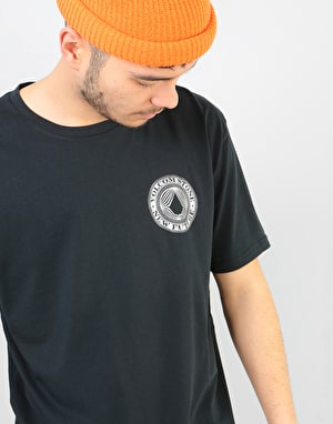 Volcom Volcomsphere T-Shirt - Black