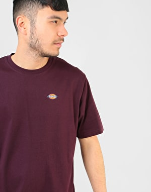 Dickies Stockdale T-Shirt - Maroon