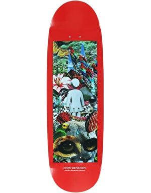 Girl Kennedy Jungle 'Phawt' Skateboard Deck - 9.125