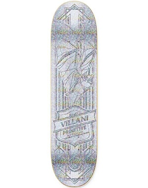 Primitive Villani Bat 'Raised Foil' Skateboard Deck - 8