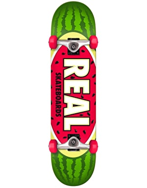 Real Watermelon Complete Skateboard - 7.5